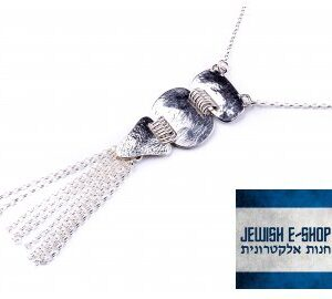 Izraelské šperky stříbrné